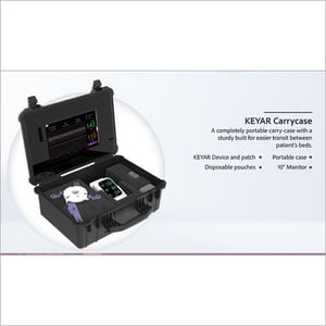 Portable & Wireless Fetal Monitor  With Thermal Printer