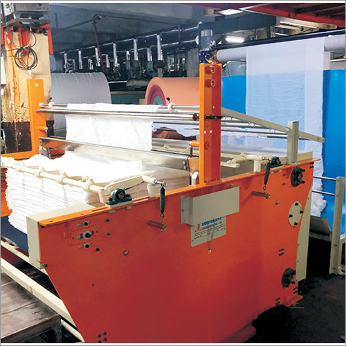 Servo Operated Single Fold Folding Machine