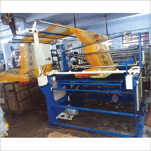 Variable Speed High Stack Single And Double Fold Folding Machine