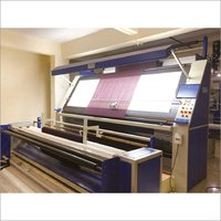 Industrial Fabric Inspection Machine
