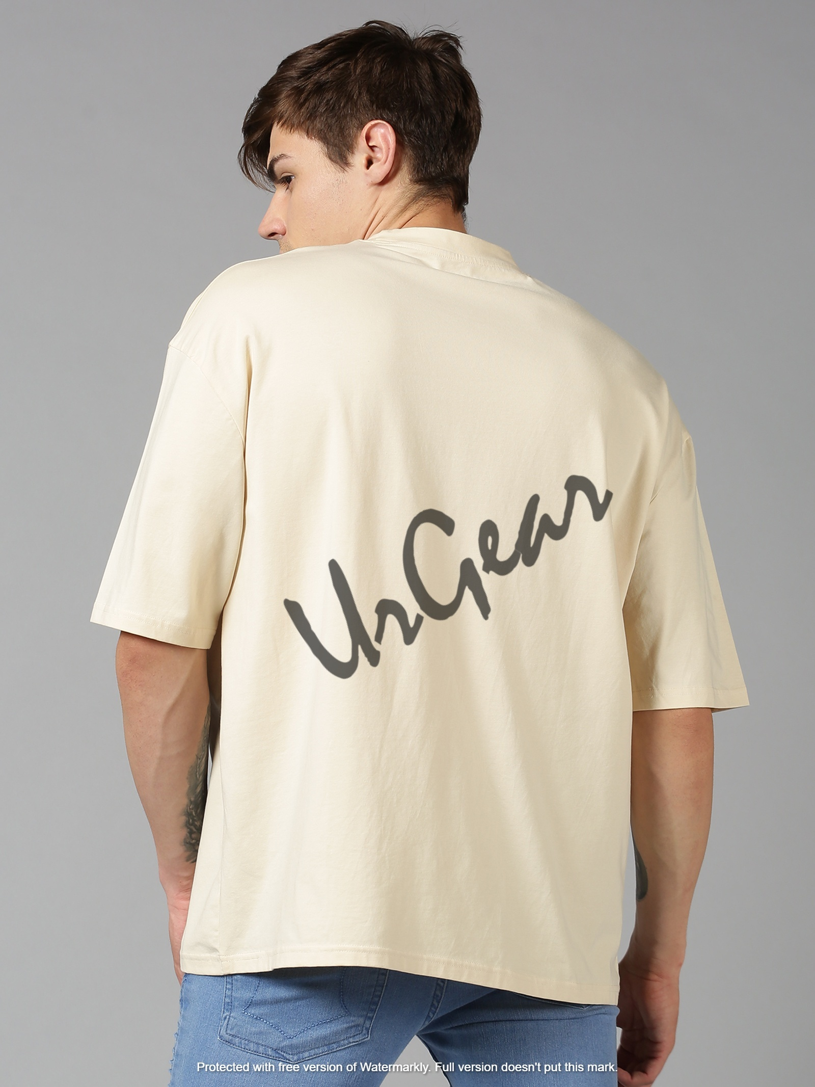 Men Round Neck T-Shirt