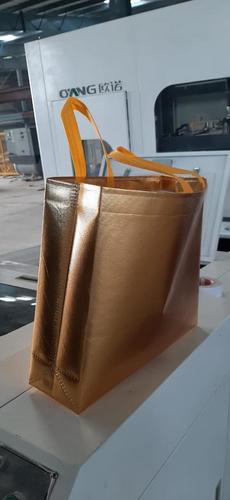 Laminated Bopp Bags