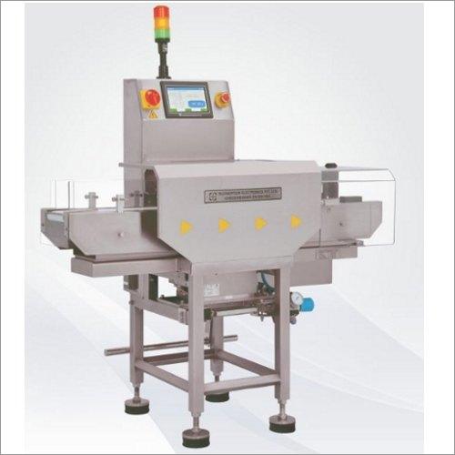 Technofour CW 600 HSA Check Weigher Metal Detector