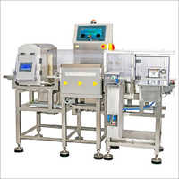 Technofour CW 1200 GX Check Weigher Metal Detector