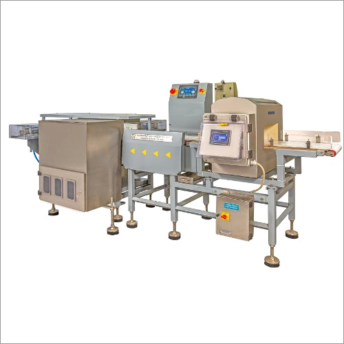 Technofour Check Weigher Metal Detector