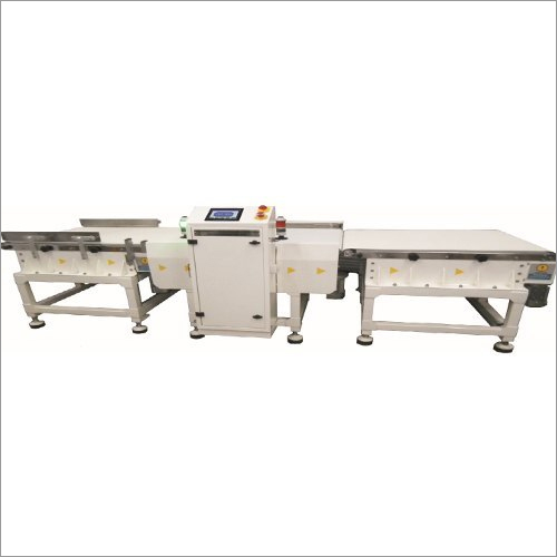 Technofour CW 30K GX Check Weigher Metal Detector