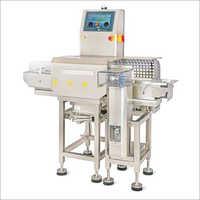 Technofour CW 600HSA GX Check Weigher Metal Detector