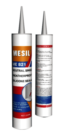 Mesil Me821a Silicone Sealant One Component Weatherproof Silicone Sealant