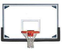 BRO ACTION Iron Acrylic Basketball Backboard, Size: 18 Mm