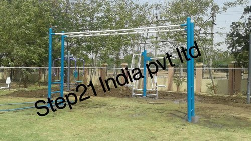 Iron Outdoor Monkey Bar, Model Name/Number: Step21-301
