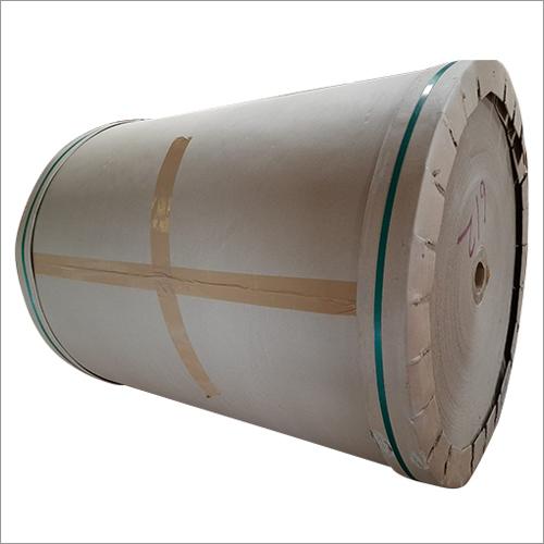Packaging Kraft Paper Roll In Reels Packed