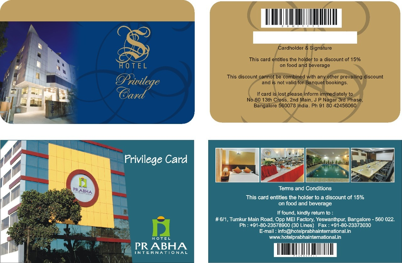 Barcode Cards