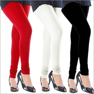 Ladies Cotton Leggings Combo Set