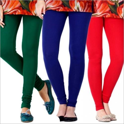 Ladies Pure Cotton Leggings