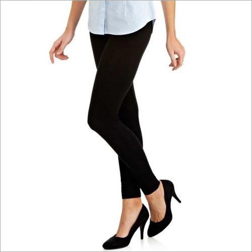 Ladies Ankle Length Cotton Leggings