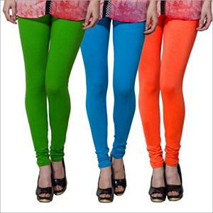 Ladies Multicolored Leggings