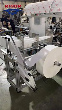 Four-Sealing Single Wipes Machine