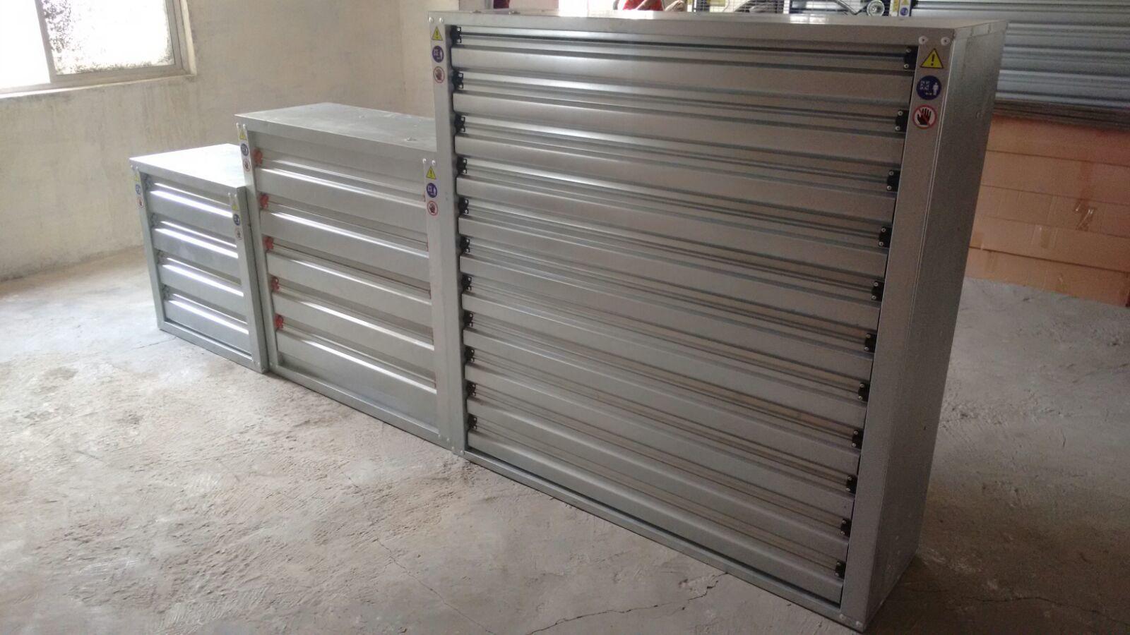 Negative Ventilation Exhaust Box Fan