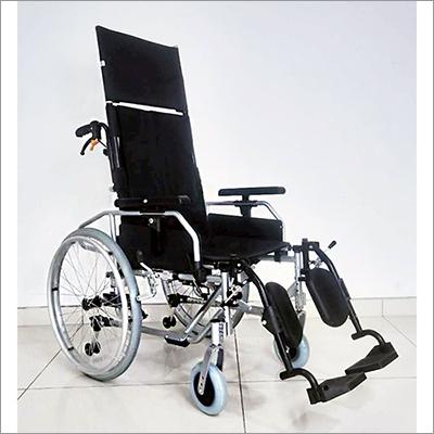 Aluminum Reclining Folding Wheelchair