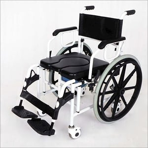 DUNA Aluminum Folding Wheelchair