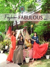 Fashion Fabulous Vol-3 Kurtis