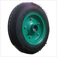 6 Inch Rubber Wheelbarrow Tyre