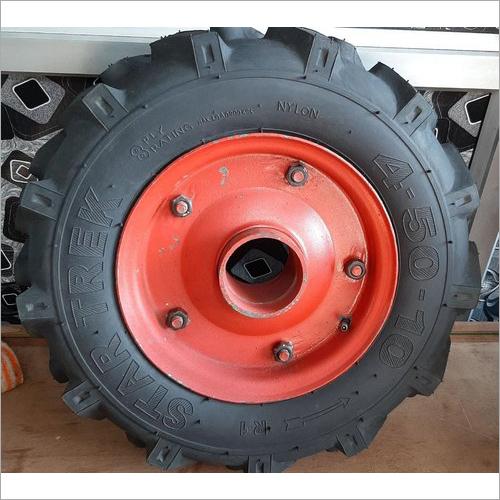 4x50x10 Inch Nylon Wheelbarrow Tyre
