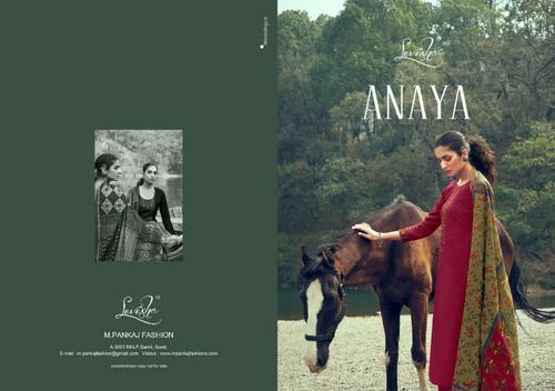Anaya Cotton Suits Catalogue