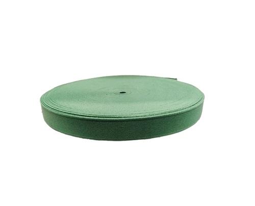 20mm Shoe Elastic SS-4146 P. GREEN PANTONE 17-6153 TPG FEM GREEN