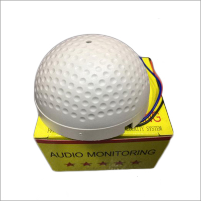 CCTV Microphone Audio Sound Monitors