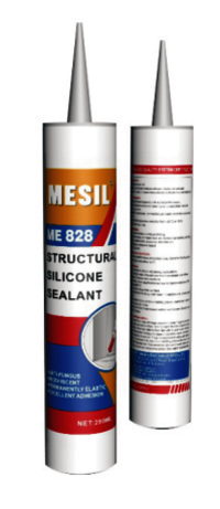 Mesil Me828 Silicone Sealant One Component Silicone Structural Sealant