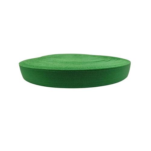 20mm Shoe Elastic SS-10100053 GREEN PANTONE 18-6022 TPG LEPRECHAUN