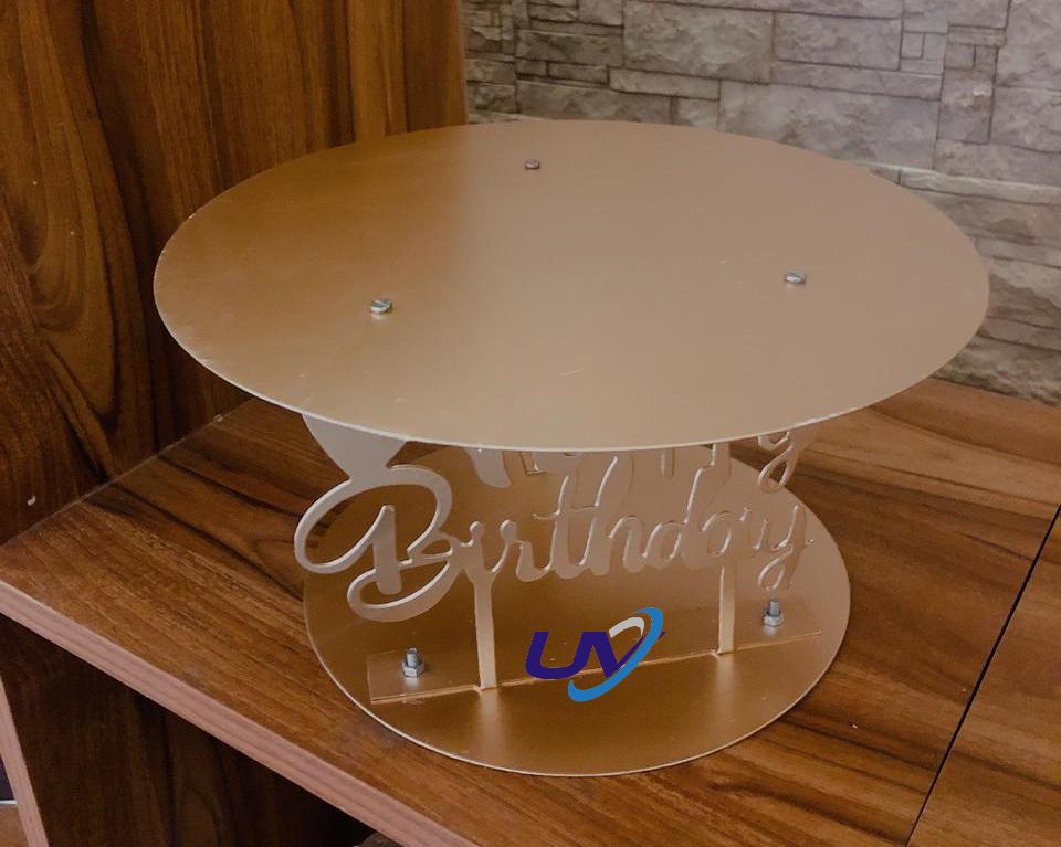 Wedding Cake Platter