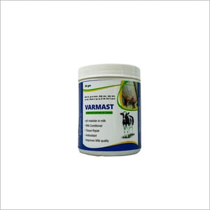 FOR MASTITICS  VARMAST A COMBINATION FOR COMPLETE REPAIR OF TISSUSE.