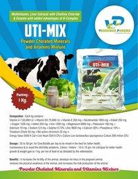 Powder Chelated Minerals And Vitamins Mixture