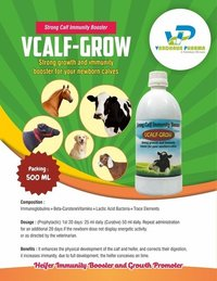 HEIFER IMMUNITY BOOSTER AND GROWTH PROMOTER