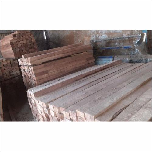 Sawn hardwood