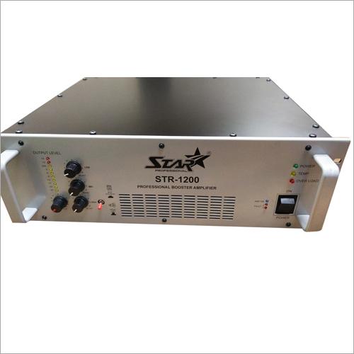 STR-1200 Professional Booster Amplifier