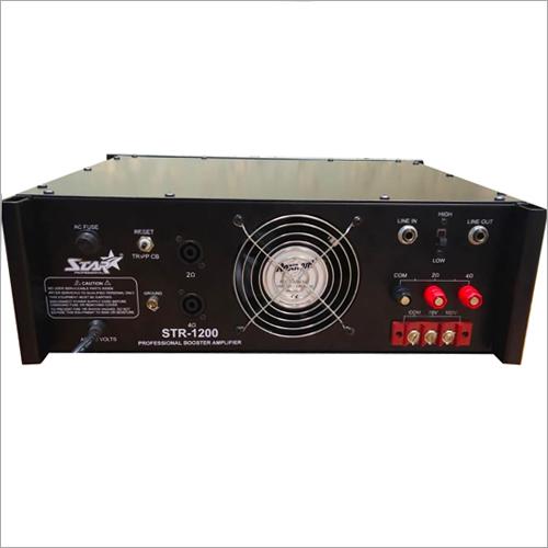 STR-1200 Mixer Amplifier