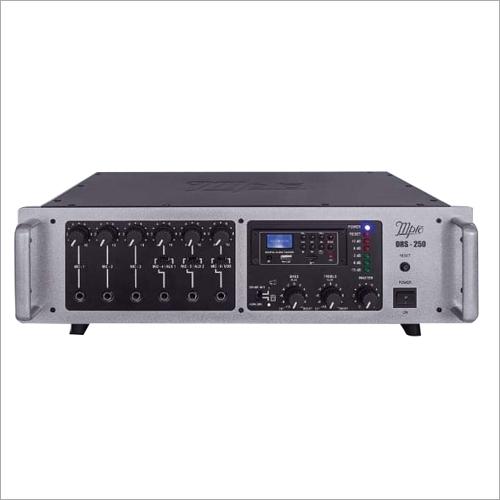 DRS-250 Mixer Amplifier