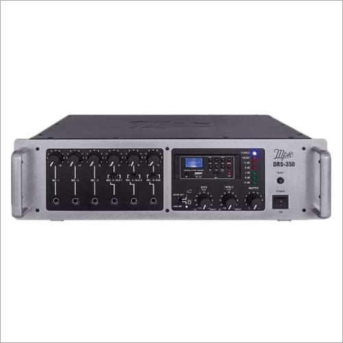 DRS-350 Mixer Amplifiers
