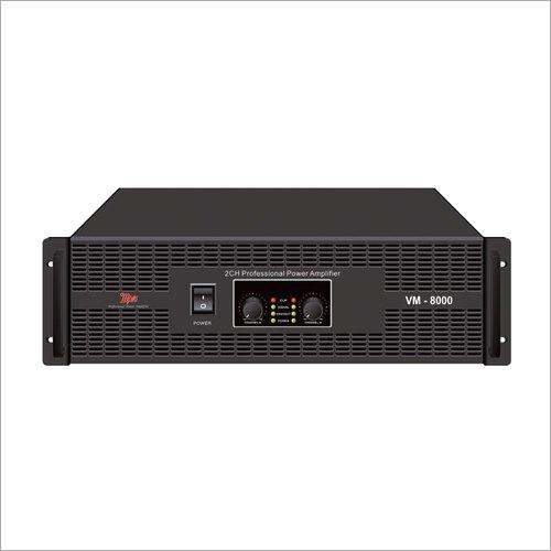 VM-8000 Power Amplifier