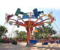 FRP Round Spiral jet Amusement Ride