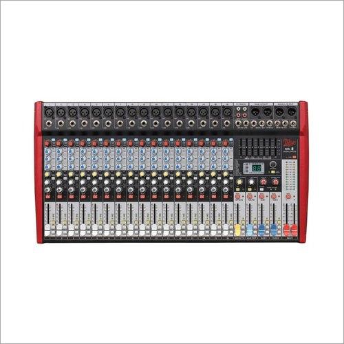 MA-8 Series Audio Mixer