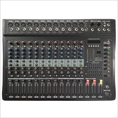 MMX-12 Series Audio Mixer