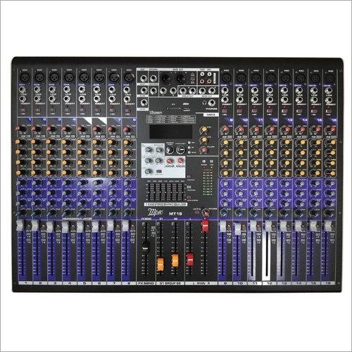 MT-24 Audio Mixer