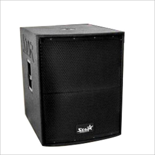 Star Audio Passive Sub-Woofer