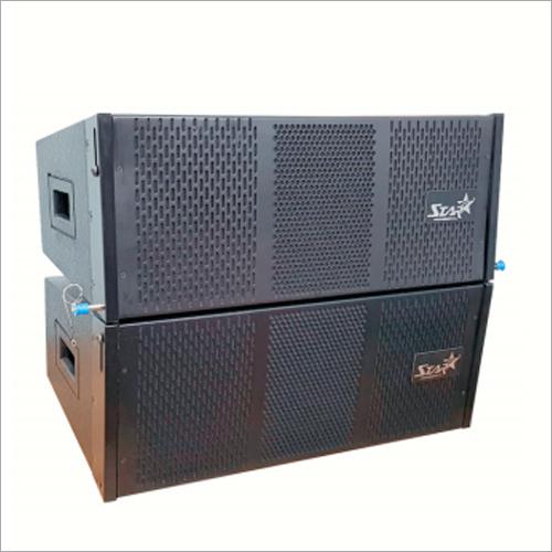 La 210 Line Array Speaker Systems