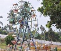 Iron Firris wheel