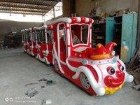 FRP Joker Train, Capacity: 10 Kids